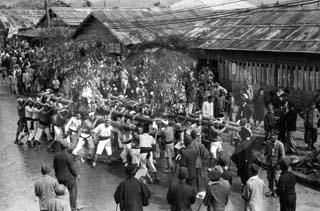 己斐町/復興祭